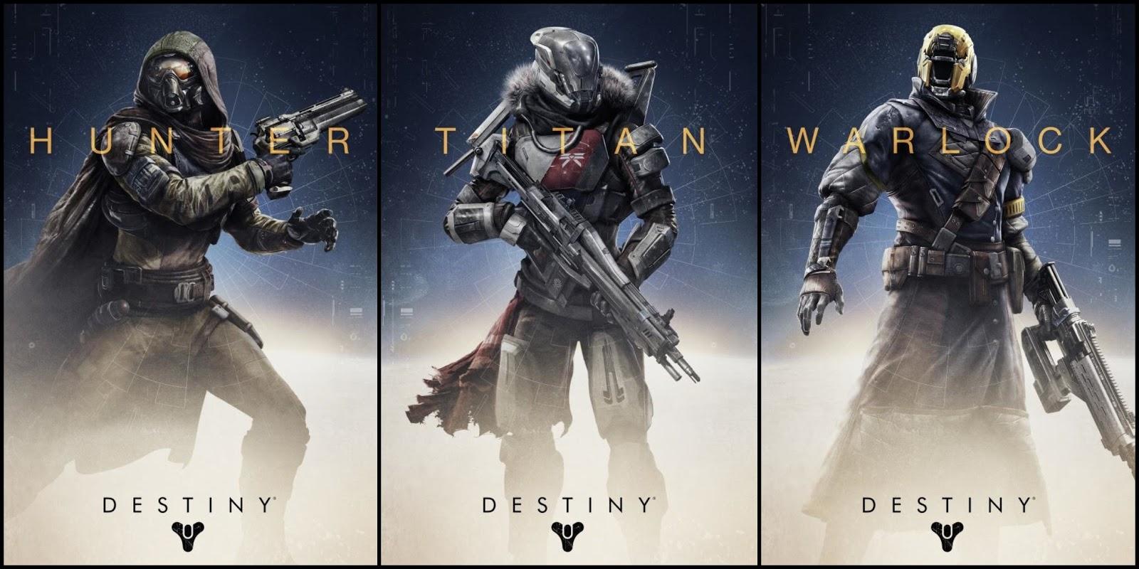 Destiny охотник