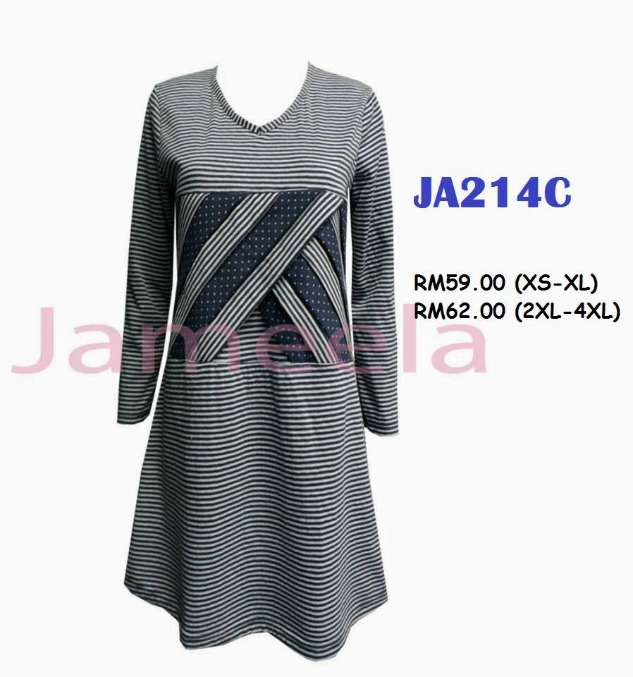 T-shirt-Muslimah-Jameela-JA214C