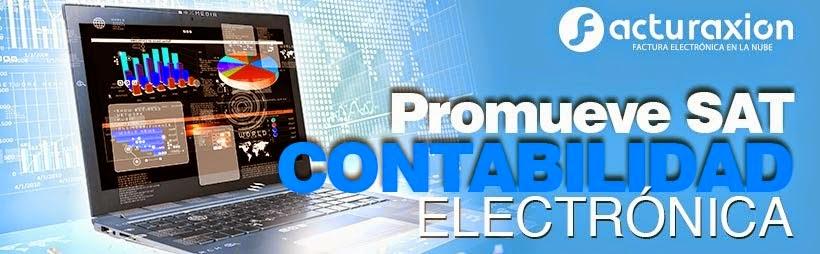 Promueve el SAT Contabilidad Electrónica