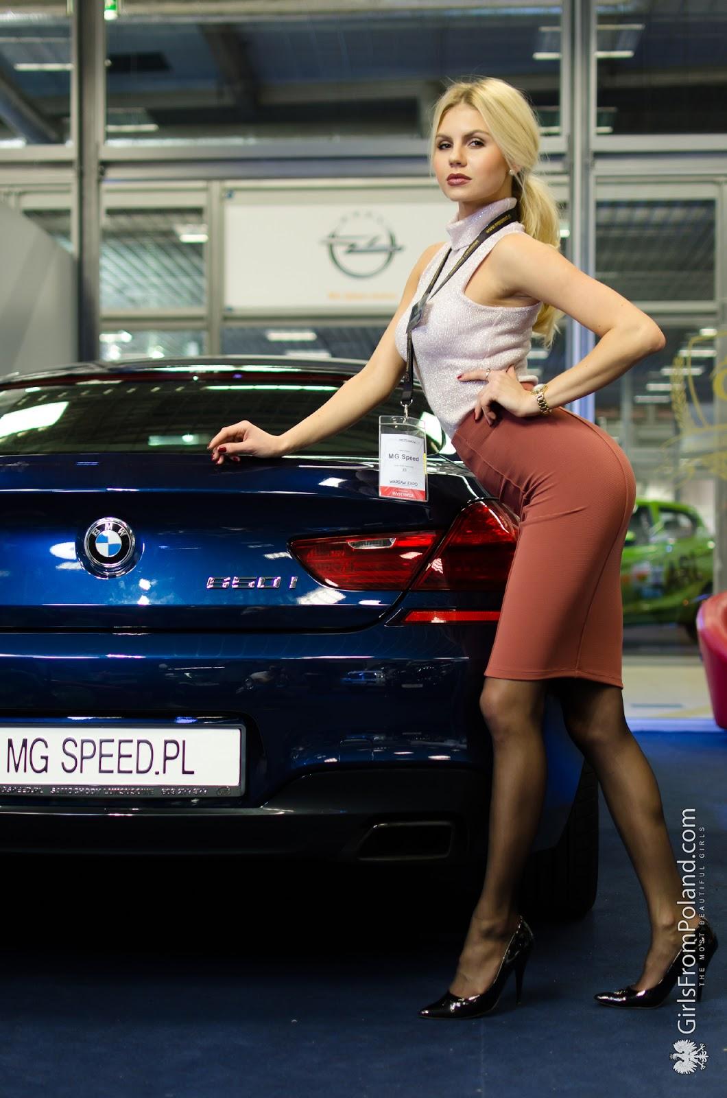 Warsaw Motoshow 2015 MG Speed  Zdjęcie 48