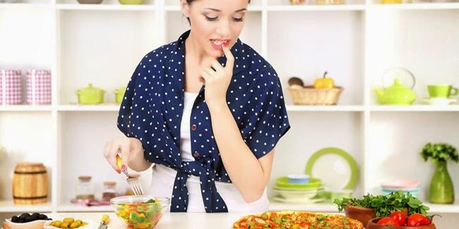Kesehatan : Makanan yang Membuat Perut melilit