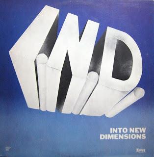 I.N.D. - INTO NEW DIMENSIONS (1981)