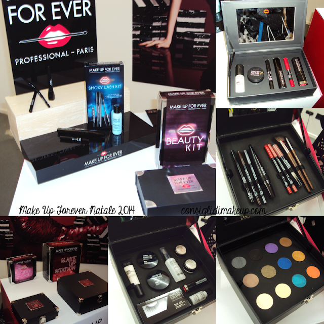 MakeUpForEver: nuovi Eyeliner, Smoky Lash Kit, Beauty Kit, Studio Case e Make up Station