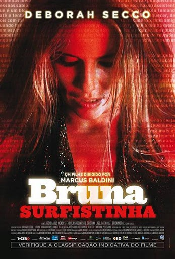 Bruna Surfistinha Poster 11 Download    Bruna Surfistinha   ( Sem Cortes ) DVDRip AVI + RMVB Nacional