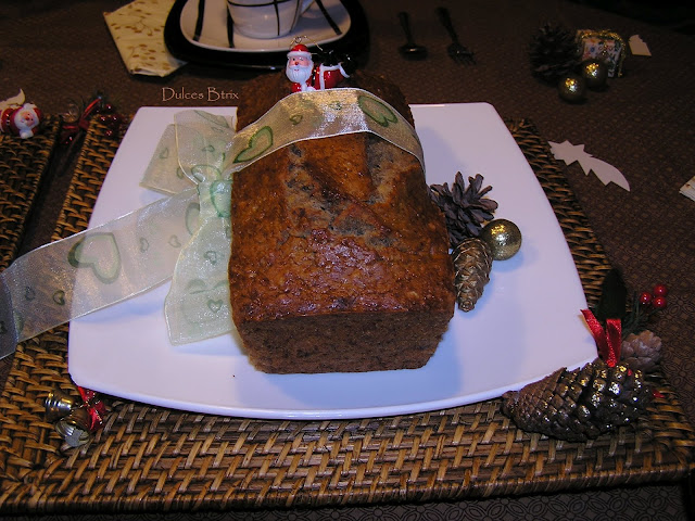 Pan de platano-banana bread