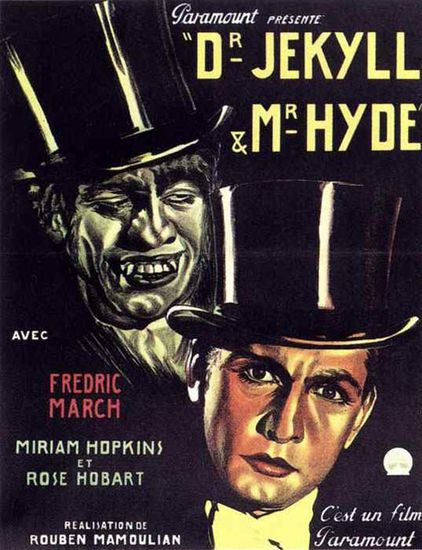Dr. Jekyll and Mr. Hyde – 1931