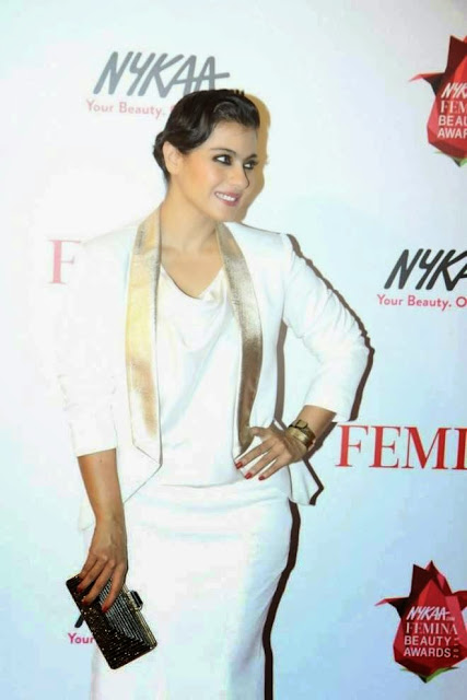 Bollywood Actress Kajol At Femina Beauty Awards 2015
