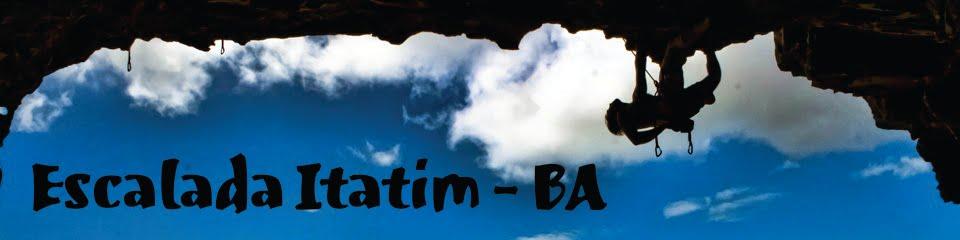 Escalada em Itatim/BA