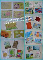 Mes peintures et illustrations en cartes postales