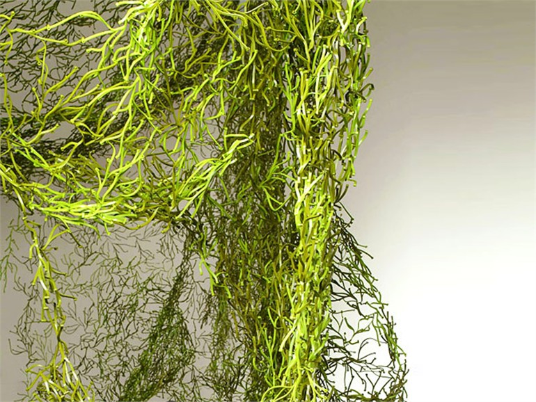 Schermi divisori da giardino algue vitra blossom zine blog for Divisori da giardino