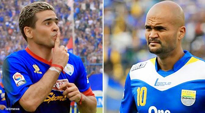 Siapa Striker Utama Timnas?Van Dijk Atau Cristian Gonzales?