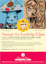 Artist Sisters: CJ Metzger/Miss Mindy & Friends presents Through The Looking Glass