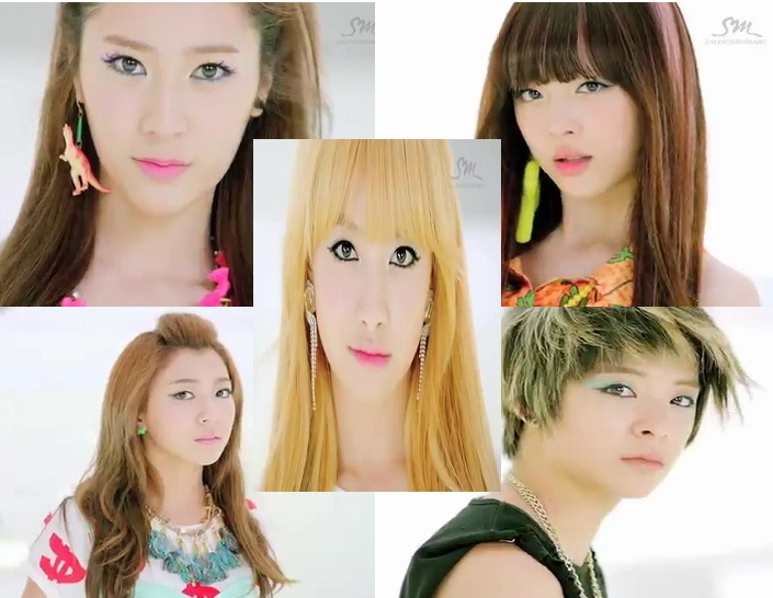 JUST LOVEXO :): F(x) - Electric Shock F(x) Electric Shock