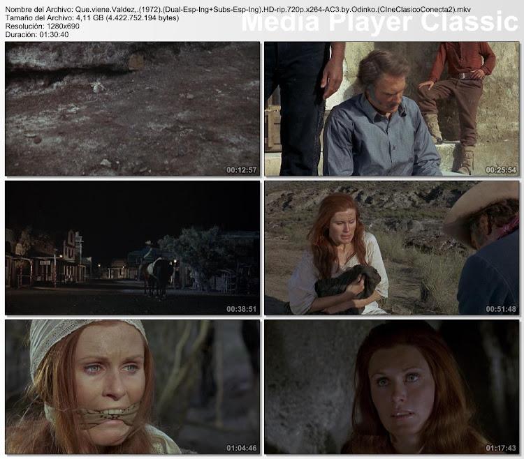 Que viene Valdez | 1971 | Valdez Is Coming | imágenes de la película