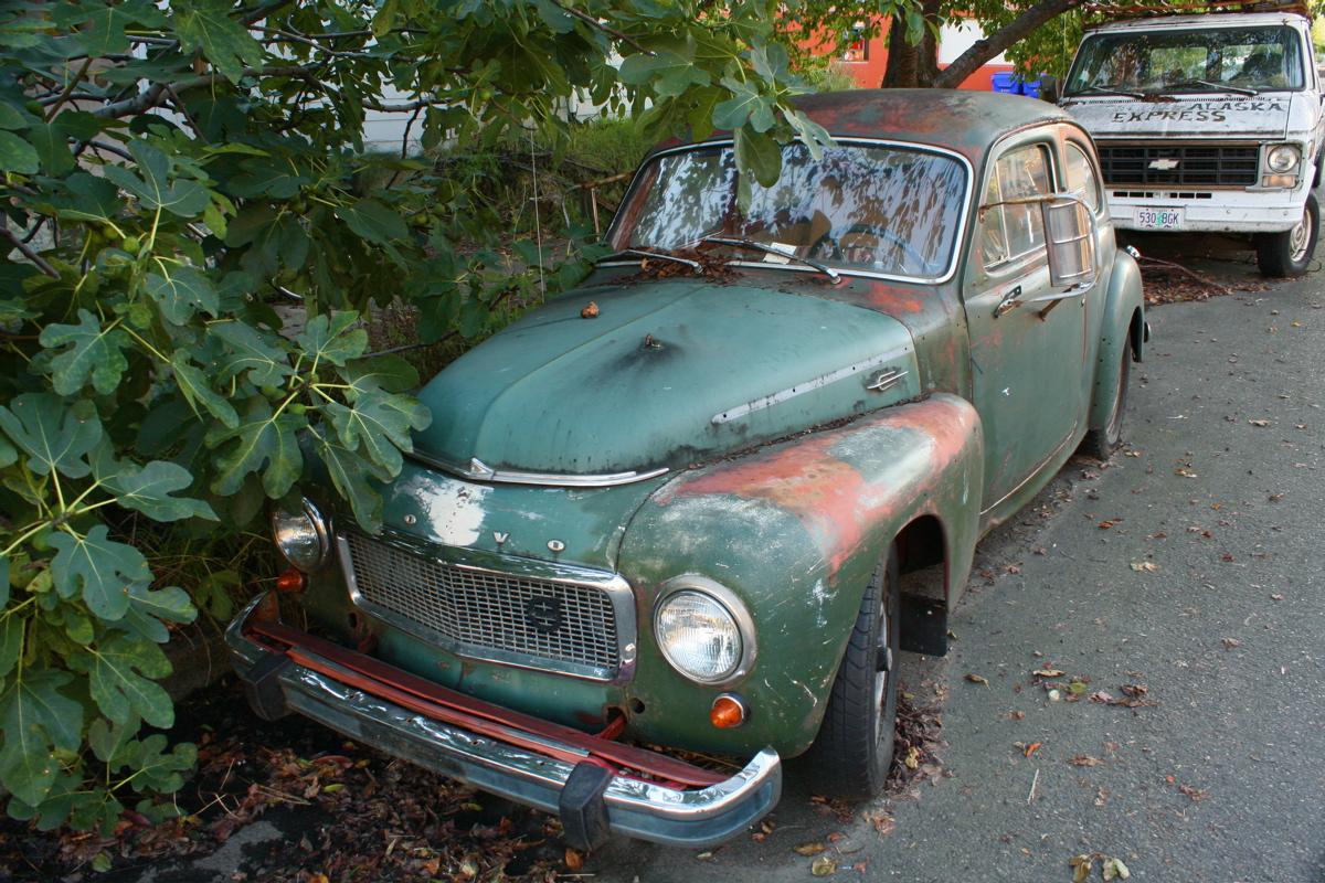 1961 Volvo PV544.