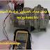 كيفية فحص محرك كهربائي بواسطة الميجومتر mégohmetre