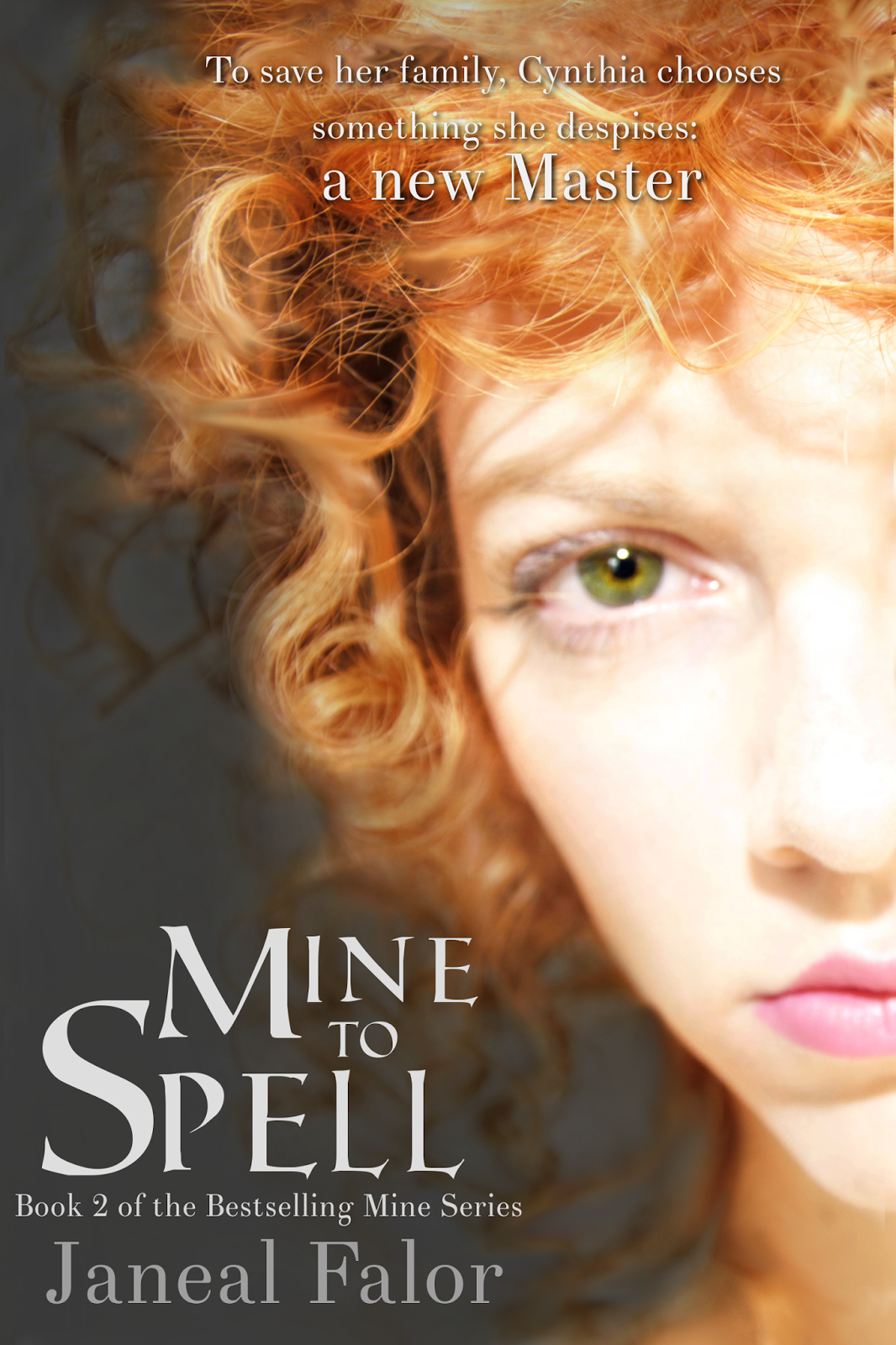 Help Janeal Falor choose her new cover! Plus a Giveaway!