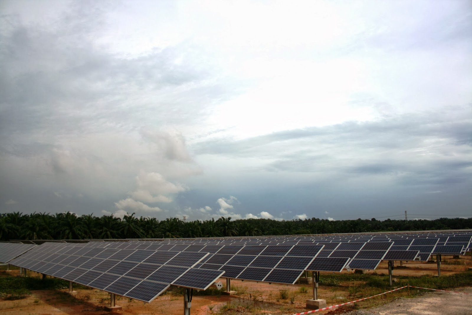 Solar Farm Malaysia This Solar Farm is Owned by