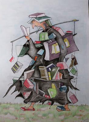 Los libros son mi vida