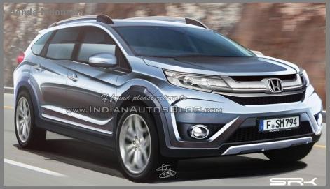 Harga Mobil Honda BRV 2018