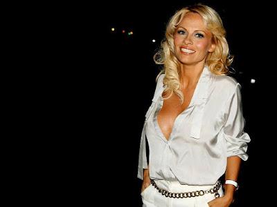 Pamela Anderson Hot Wallpaper