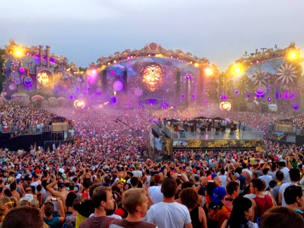 Mainstage Tomorrowland 2014