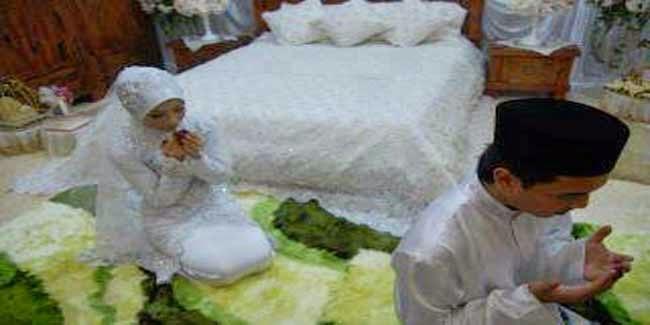 12 Tips Malam Pertama Dalam Islam Untuk Suami Isteri