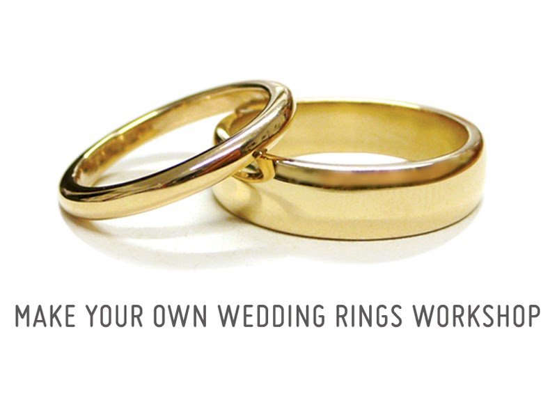 two jewellers make your own wedding rings - Design Your Wedding Ring