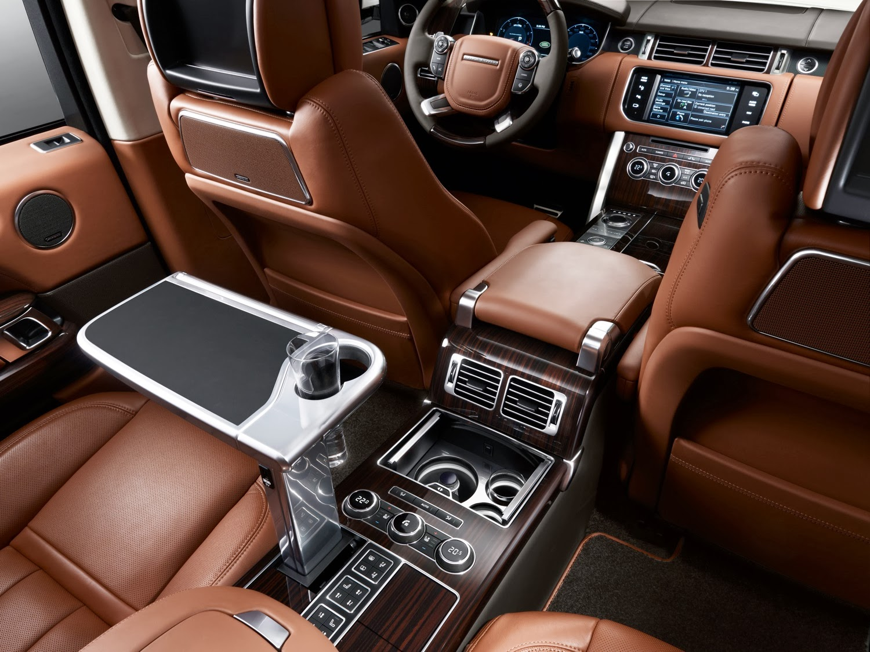 New Long Wheelbase Range Rover