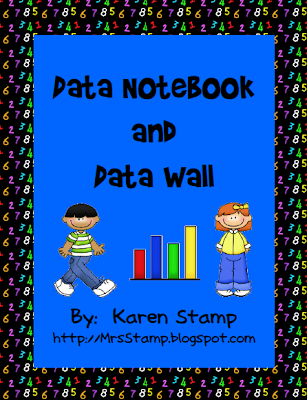http://www.teacherspayteachers.com/Product/Data-Notebook-and-Data-Wall-150508