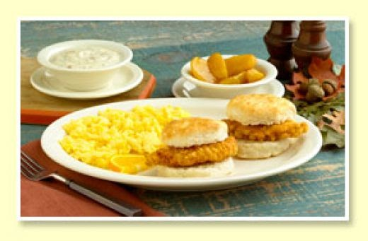 Cracker Barrel Copycat Recipes: Cracker Barrel Country Meat & Biscuits ...
