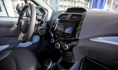 Chevrolet Spark EV - coches y motos 10