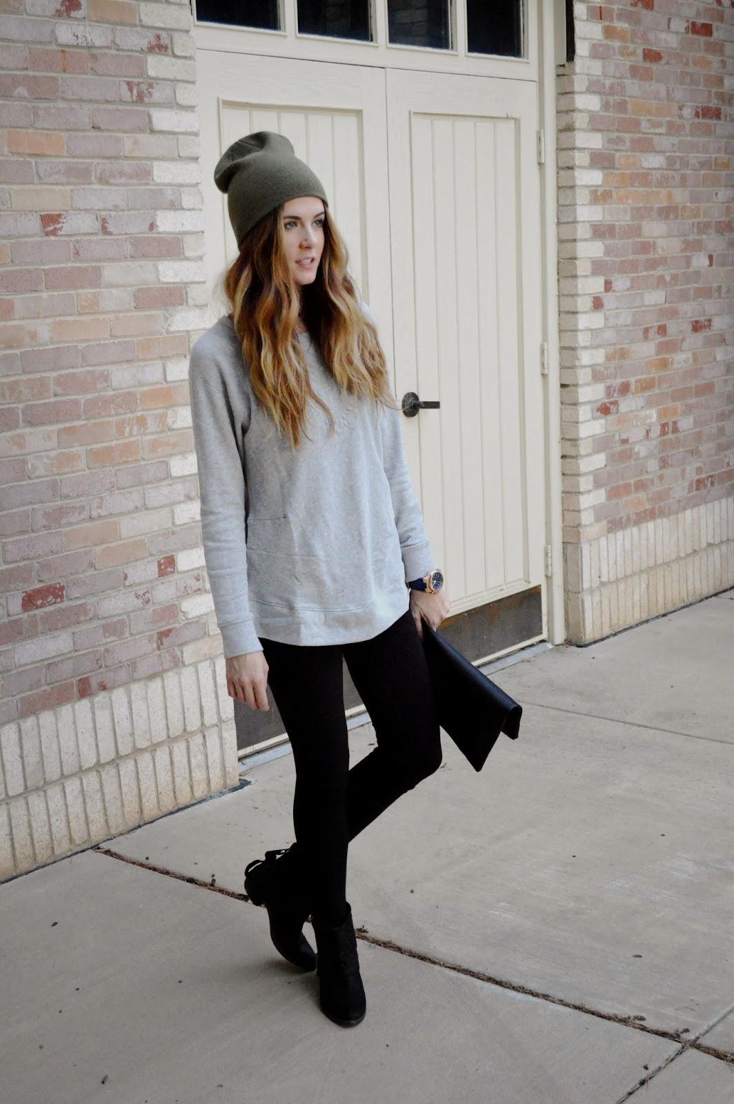 The Inclined 100th Grey Sweatshirt