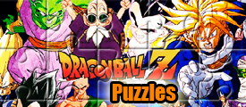 Puzzles de Dragon Ball Z