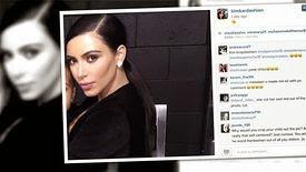Kim Kardashian explique pourquoi elle a enlevé sa fille North de son selfie