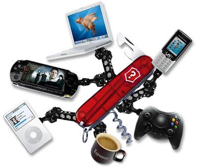 Waspadalah, 5 Gadget ini Bisa Memicu Penyakit