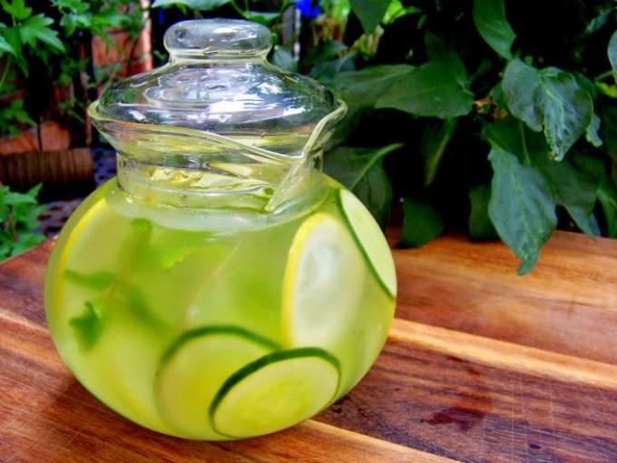 prepara bebida adelgazante