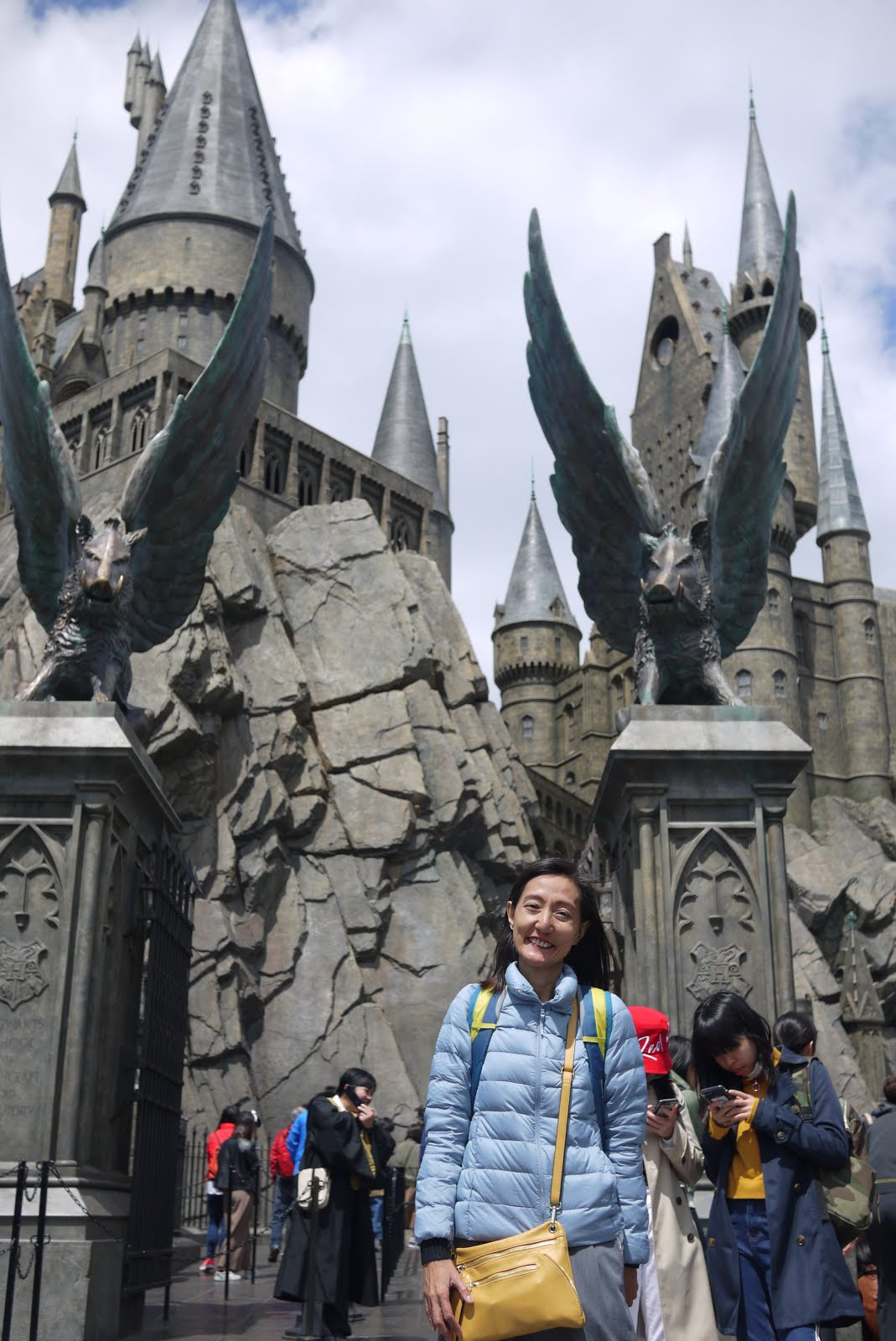 MRS.Wise at Universal Studios Japan