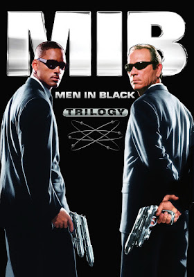 Men In Black Coleccion DVD R1 NTSC Latino