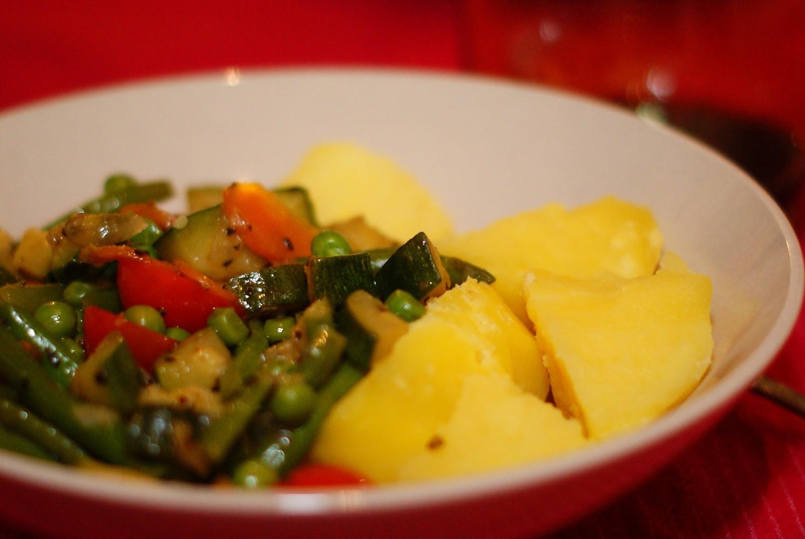 Как сделать замороженные овощи вкуснее
