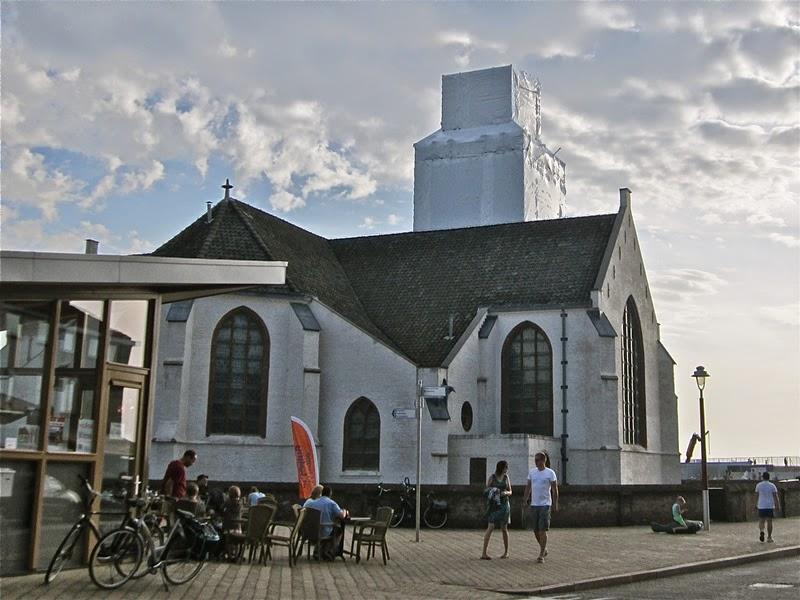 Oude Kerk, Katwijk aan Zee, juni 2014