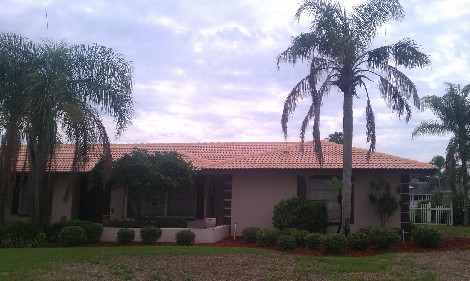 Beacon Roof Exterior Cleaning Melbourne Beach Florida