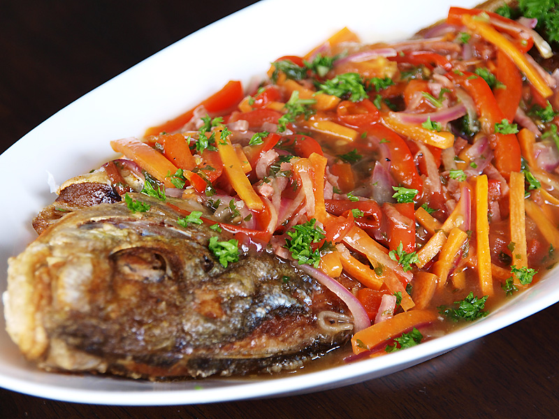 Best of filipino recipes for Fish escabeche recipe