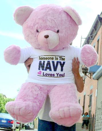 Funny Wallpapers Hd Wallpapers Desktop Wallpapers Big Pink Teddy Bear
