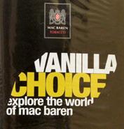 CHOICE VANILLA ( チョイス バニラ ) のパッケージ画像