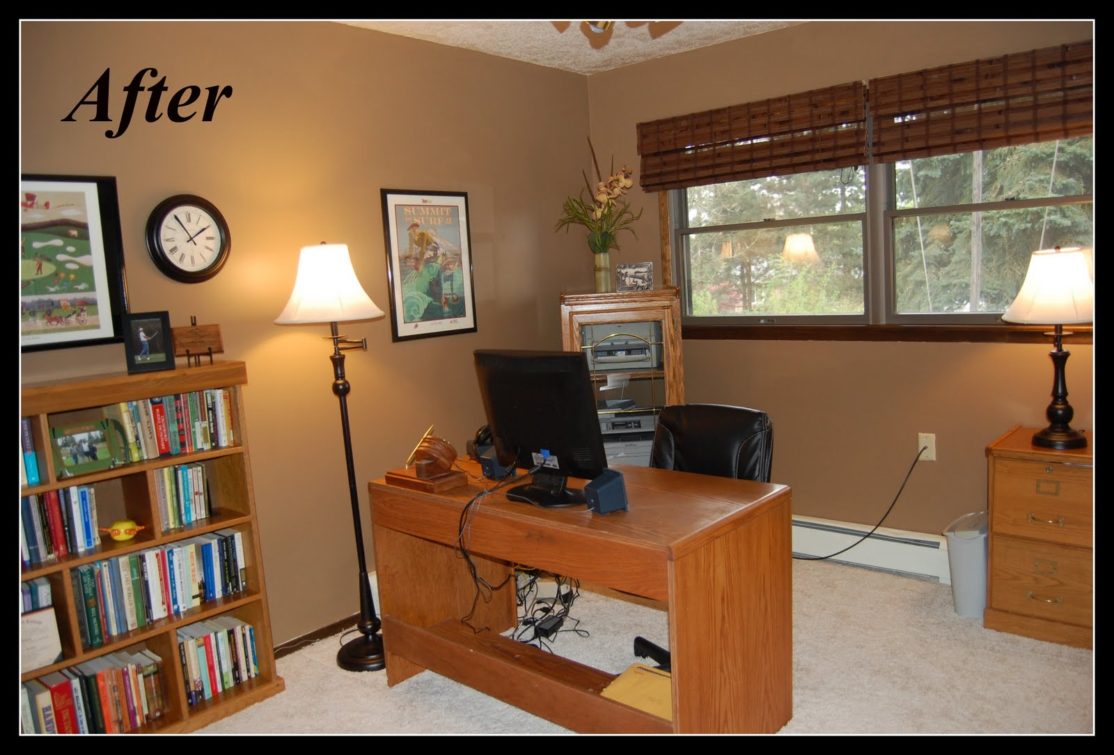 Home office paint colors home painting ideas for Office paint colors