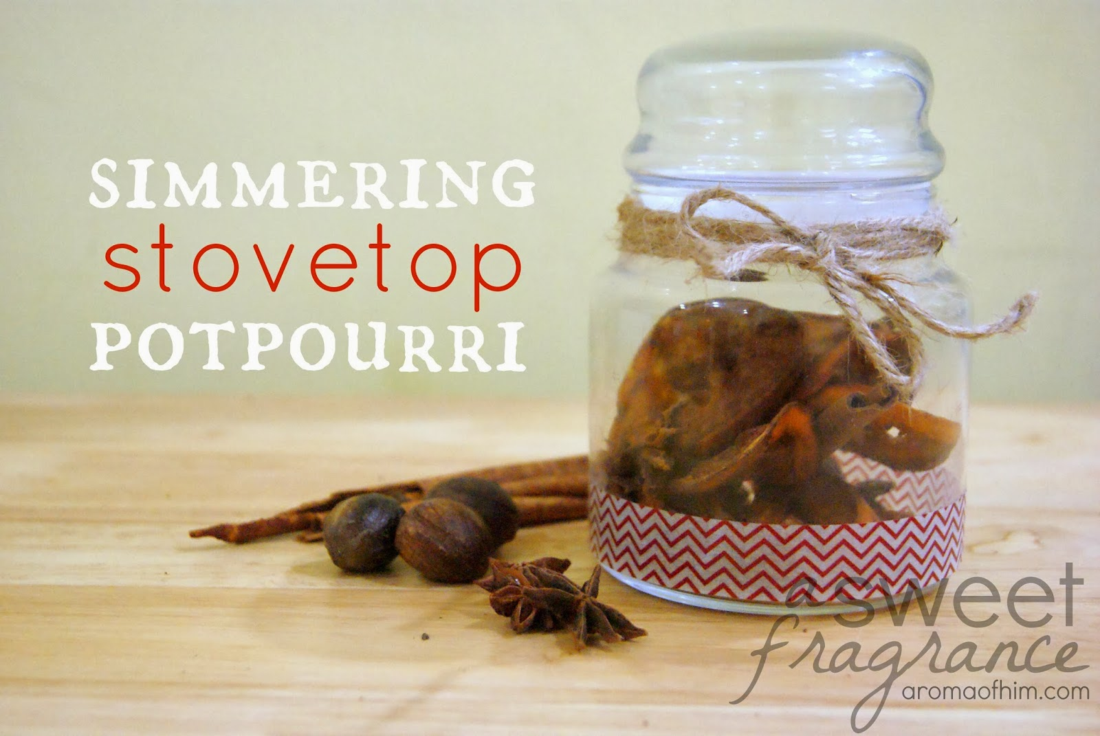 How To Make Holiday Spice Simmering Stovetop Potpourri ...