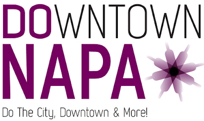 Logo for Downtown Napa Association - Used with Permission