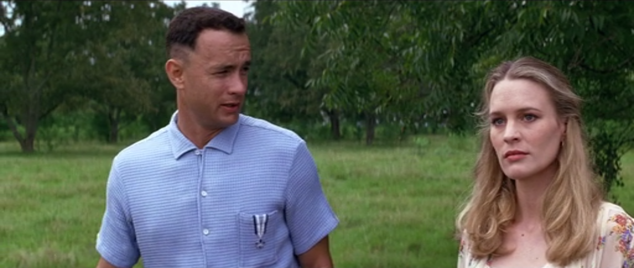 character analysis of jenny in forrest gump