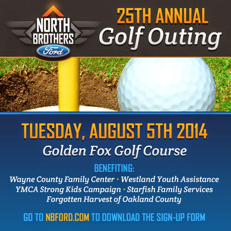 North Brothers Ford 25th Annual Golf Outing